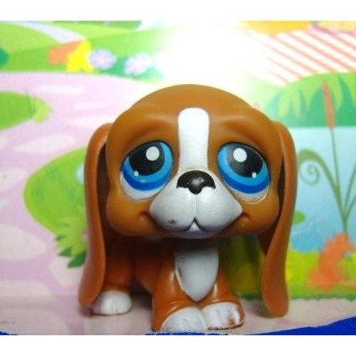 Littlest petshop chien basset pet shop n 222 achat et - Chien pet shop ...