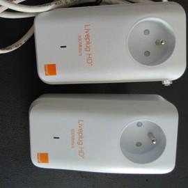 Liveplug hd duo 500 mbits s r f ftt 218257 09207 achat - Liveplug orange prix ...