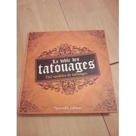 Livre La Bible Des Tatouages