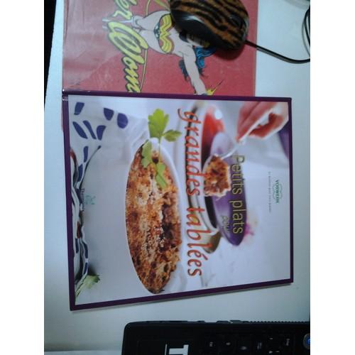Livre thermomix les petits plats pour grandes tabl es de - Petits plats pour grandes tablees pdf ...