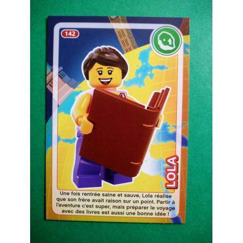 Carte Lego Auchan Livre.Lola 142 Carte Lego Auchan Neuf Et D Occasion Rakuten
