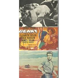 Lot 3 Cartes Postales James Dean