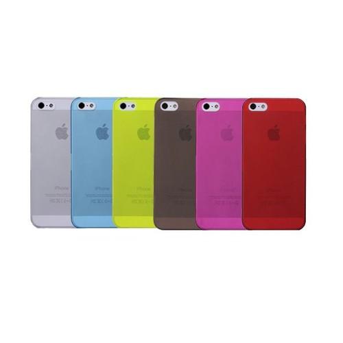 lot de coques couleurs iphone 5