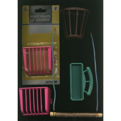 lot accessoires pour cage oiseaux pas cher priceminister. Black Bedroom Furniture Sets. Home Design Ideas