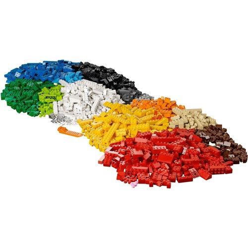 lot de pi ces lego en vrac 1 kg achat vente de jouet. Black Bedroom Furniture Sets. Home Design Ideas