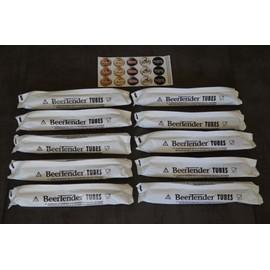 Petite annonce Lot de 10 tubes beertender pour tireuse / pompe à bière Krups ou Seb - 42000 SAINT-ETIENNE