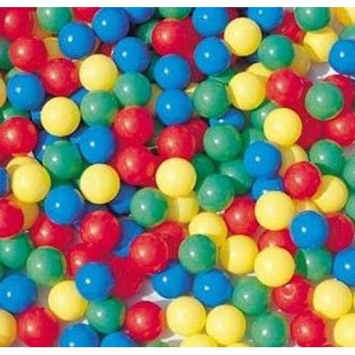 Lot de 100 balles en plastiques pour piscine de boules for Boules pour piscine