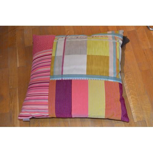lot de 2 coussins kenzo pour roche bobois pas cher priceminister. Black Bedroom Furniture Sets. Home Design Ideas