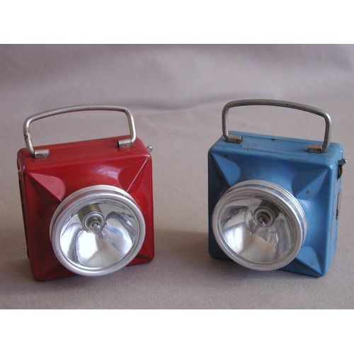 Lot De 2 Lampes De Poche Vintage Marque Wonder Type Cargo Rakuten