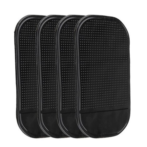 lot de 3 sticky pad officiel tapis collant anti d rapant anti glisse en silicone pour tenir. Black Bedroom Furniture Sets. Home Design Ideas