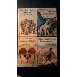Lot De 4 Livres Le Livre De Poche Jeunesse