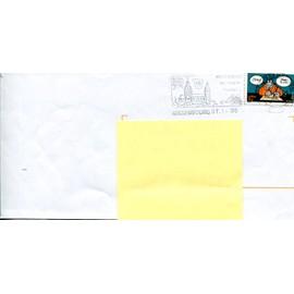 Lot De 8 Enveloppes Avec Diff�rentes Flammes D'alsace