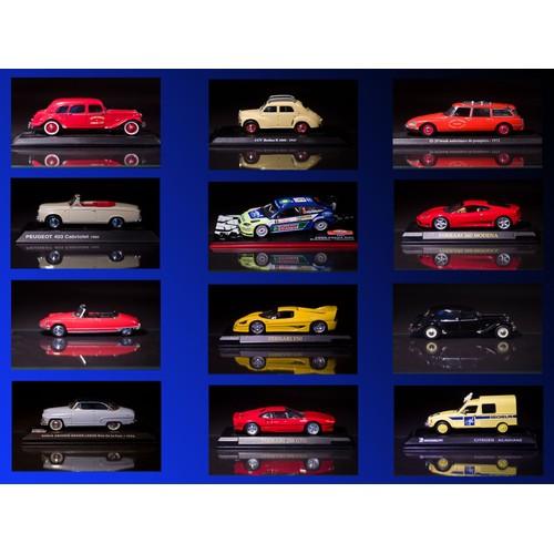 lot de voitures de collections multiples neuf et d 39 occasion. Black Bedroom Furniture Sets. Home Design Ideas