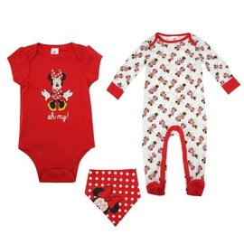 lot pyjama body bandana disney minnie b b filles achat. Black Bedroom Furniture Sets. Home Design Ideas