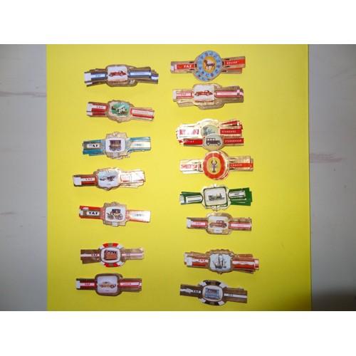 Bague de cigare catalogue
