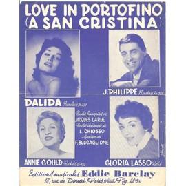 Love In Portofino (A San Christina) - Piano & Chant (Fran�ais & Italien)