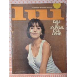 lui le magazine de l homme moderne n 176 4 mars 1964 salvator dali le journal d un g 233 nie