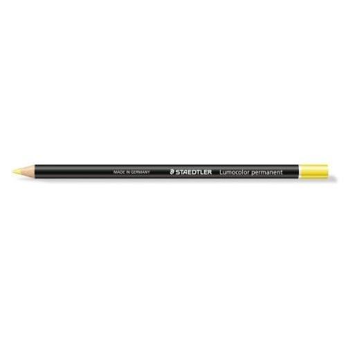 lumocolor crayon permanent glasochrom jaune achat et vente. Black Bedroom Furniture Sets. Home Design Ideas