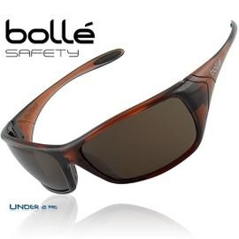 lunettes de protection boll safety voodoo brun marron noir polaris ou standard soleil. Black Bedroom Furniture Sets. Home Design Ideas