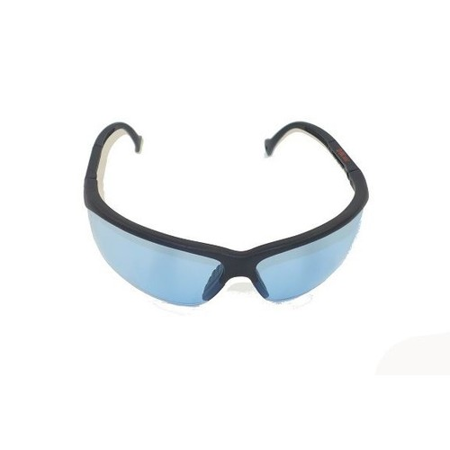 6adc4e5c6d Lunettes De Protection Oculaire Bleues Dmoniac Profun Anti-Rayure Et  Anti-Buee 7227b Airsoft