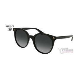 2b388bf4ed5 Lunettes De Soleil Gucci Gg0091s-001 52 - Achat et vente - Rakuten