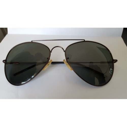 lunettes de soleil homme aviateur mont blanc marron achat et vente. Black Bedroom Furniture Sets. Home Design Ideas