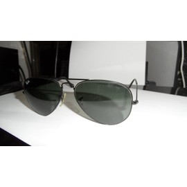 soleil aviator type ban 55 de ray aviator lunettes taille ban ray TOwFUqa4F