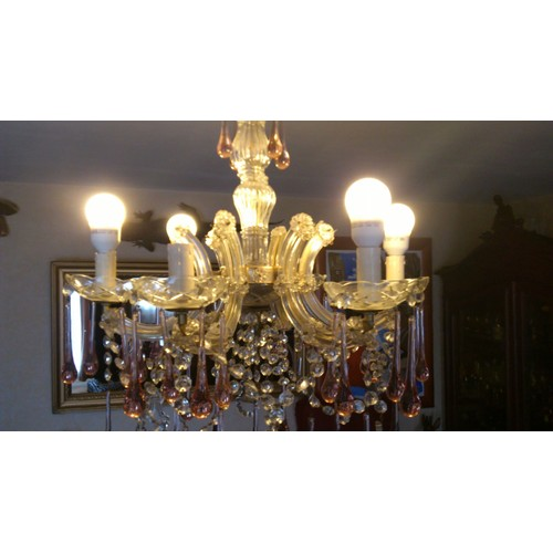 lustre de venise murano achat vente de d coration rakuten. Black Bedroom Furniture Sets. Home Design Ideas