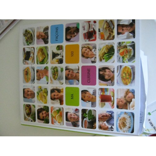 Ma cuisine 100 fa ons de vorwerk thermomix format beau livre - Livre thermomix ma cuisine 100 facons pdf ...