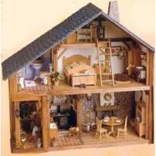 ma jolie maison miniature rustique atlas neuf et d 39 occasion. Black Bedroom Furniture Sets. Home Design Ideas