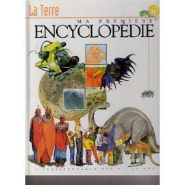 Ma Premiere Encyclopedie : La Terre de X