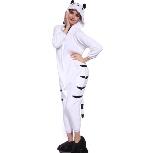 maboobie pyjama combinaison lingerie nuit costume de deguisement animal en flanelle pr femme. Black Bedroom Furniture Sets. Home Design Ideas