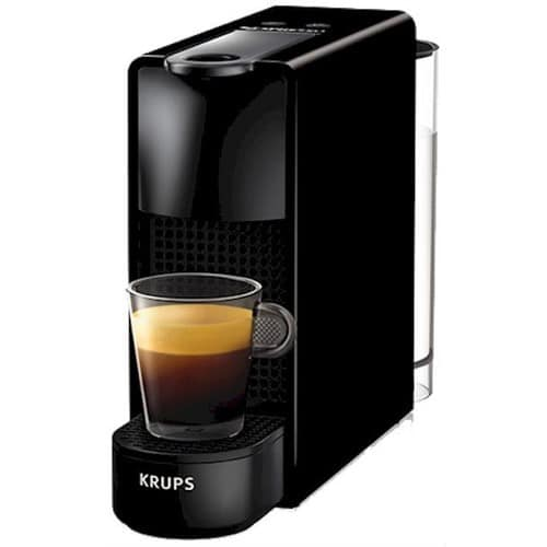 machine caf nespresso krups xn 1108 essenza mini noir. Black Bedroom Furniture Sets. Home Design Ideas