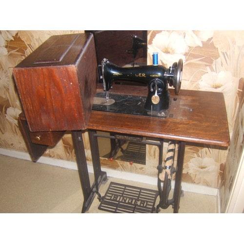 machine a coudre ancienne singer pas cher priceminister rakuten. Black Bedroom Furniture Sets. Home Design Ideas