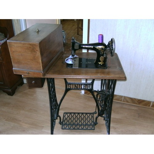 machine coudre singer ancienne 1913 pas cher rakuten. Black Bedroom Furniture Sets. Home Design Ideas