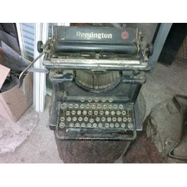 machine a ecrire ancienne remington achat vente neuf occasion. Black Bedroom Furniture Sets. Home Design Ideas