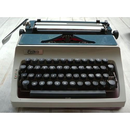 machine ecrire marque erika achat vente neuf occasion