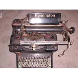 machine a ecrire remington achat vente neuf occasion. Black Bedroom Furniture Sets. Home Design Ideas