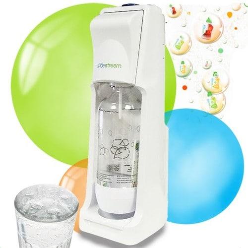 Sodastream cool machine soda blanc pas cher - Cartouche gaz sodastream ...