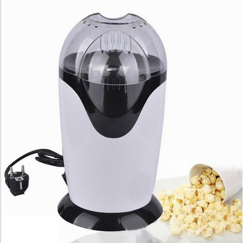 machine pop corn blanc appareil popcorn 1200 w pour domestique domicile cuisine ustensile. Black Bedroom Furniture Sets. Home Design Ideas