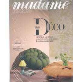 Madame Figaro 22748 Déco: Fantaisie Graphique, Nouvelles ...