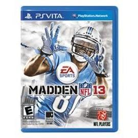 Madden Nfl 13 (Import Américain) sur PS Vita - PriceMinister