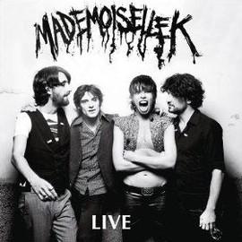 """Résultat de recherche d'images pour """"mademoiselle live cd"""""""
