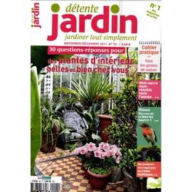 magazine dtente jardin n 92 - Detente Jardin