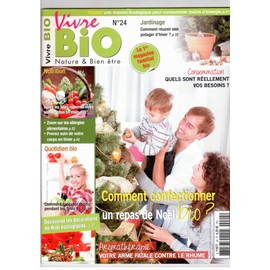 magazine vivre bio nature et bien tre n 24 rakuten. Black Bedroom Furniture Sets. Home Design Ideas