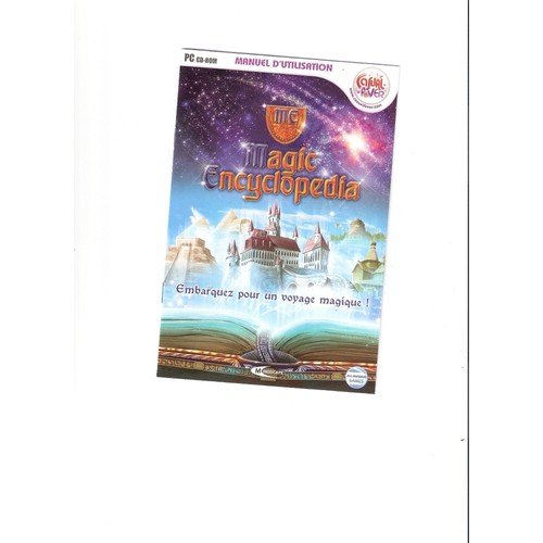 magic encyclopedia achat vente de jeu pc priceminister rakuten. Black Bedroom Furniture Sets. Home Design Ideas