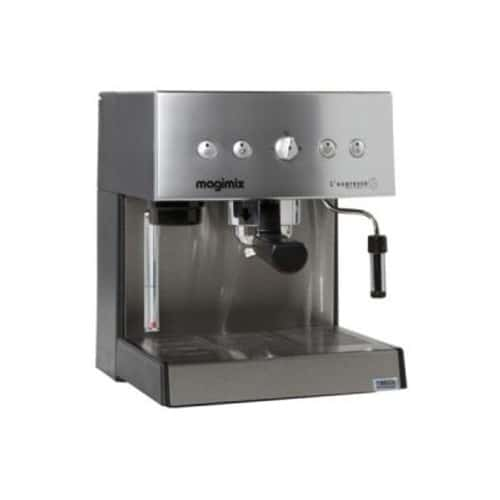 magimix l 39 expresso automatic machine caf avec buse vapeur cappuccino. Black Bedroom Furniture Sets. Home Design Ideas
