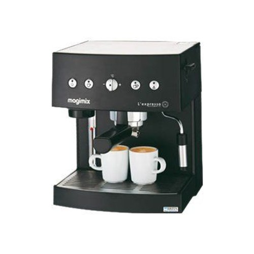 magimix l 39 expresso automatic machine caf avec buse. Black Bedroom Furniture Sets. Home Design Ideas