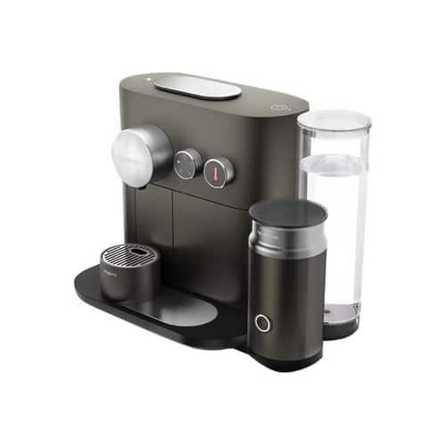 magimix nespresso expert milk m 500 milk machine caf pas cher. Black Bedroom Furniture Sets. Home Design Ideas