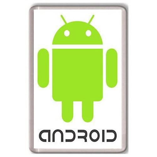 magnet aimant de frigo android google neuf et d 39 occasion rakuten. Black Bedroom Furniture Sets. Home Design Ideas